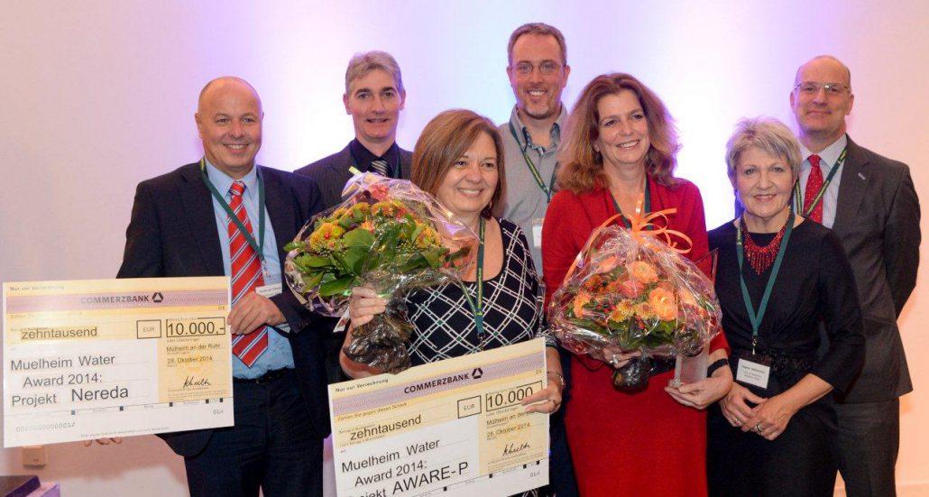 Preisverleihung 2014, RWW Rheinisch-Westfälische Wasserwerksgesellschaft mbH