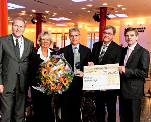 Preisverleihung 2010, RWW Rheinisch-Westfälische Wasserwerksgesellschaft mbH