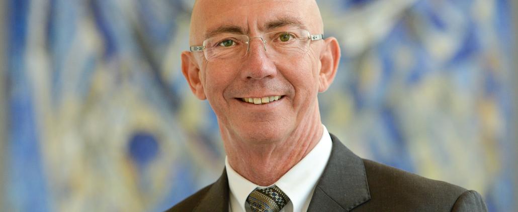 Mülheims Oberbürgermeister Ulrich Scholten