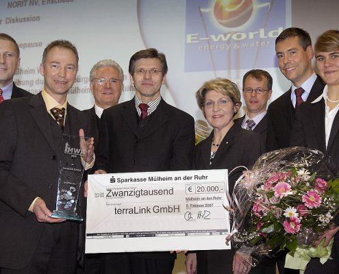 MWA Preisverleihung 2006, Messe Essen GmbH