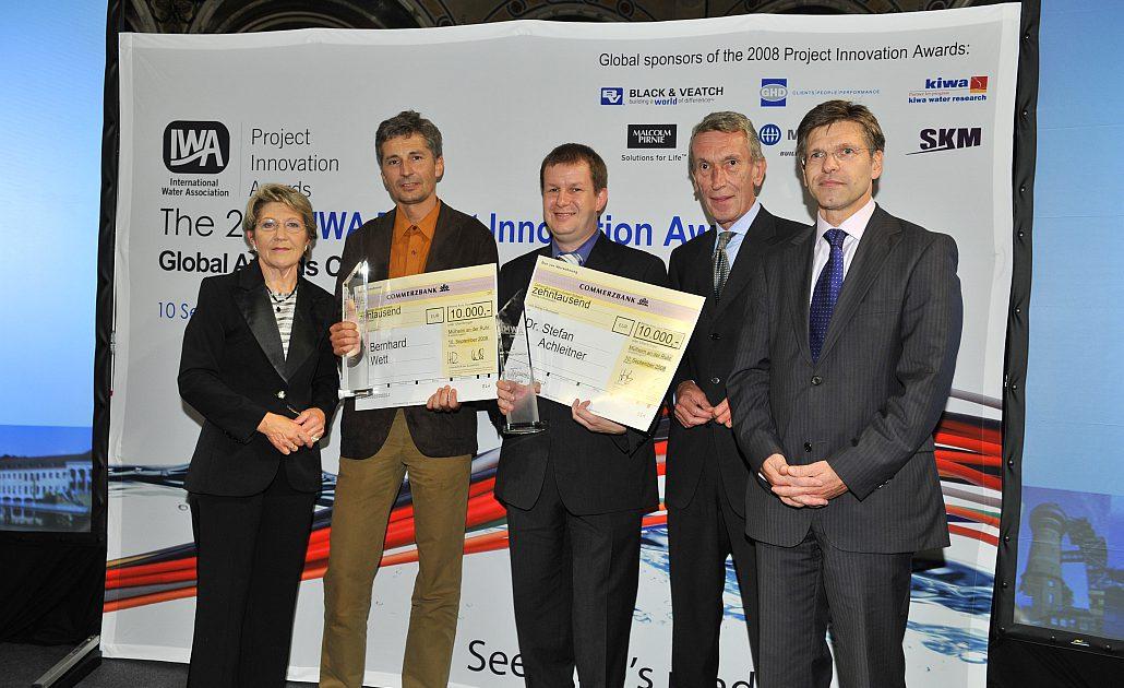 MWA Preisverleihung 2008, W. Schaub-Walzer