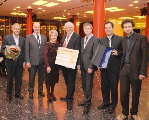 MWA Preisverleihung 2012, RWW Rheinisch-Westfälische Wasserwerksgesellschaft mbH