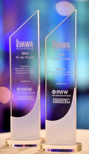 MWA Preis-Verleihung 2018