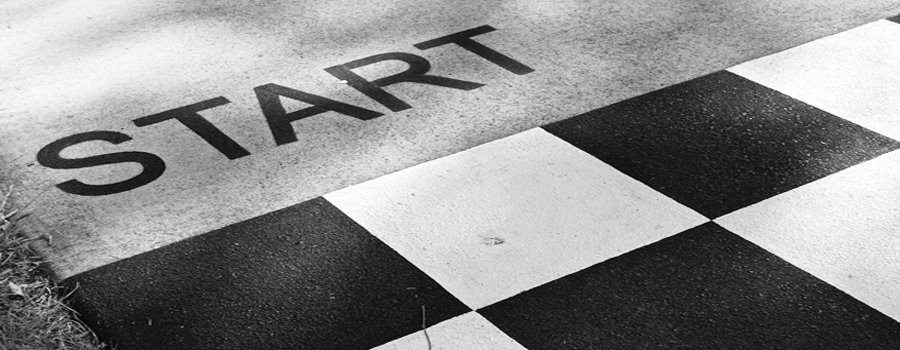 Start-marking © pixabay 1414148